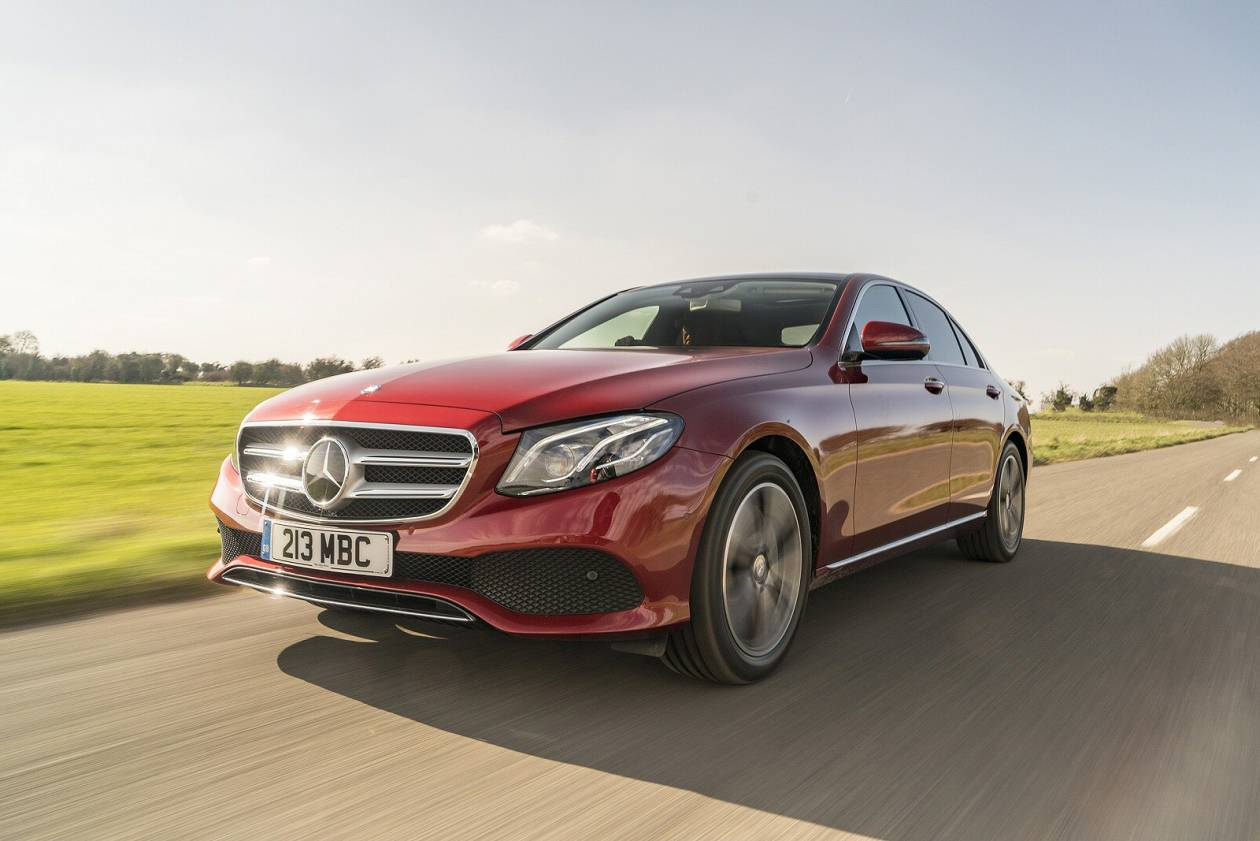 Image 2: Mercedes-Benz E Class Saloon E200 AMG Line Edition 4dr 9G-Tronic