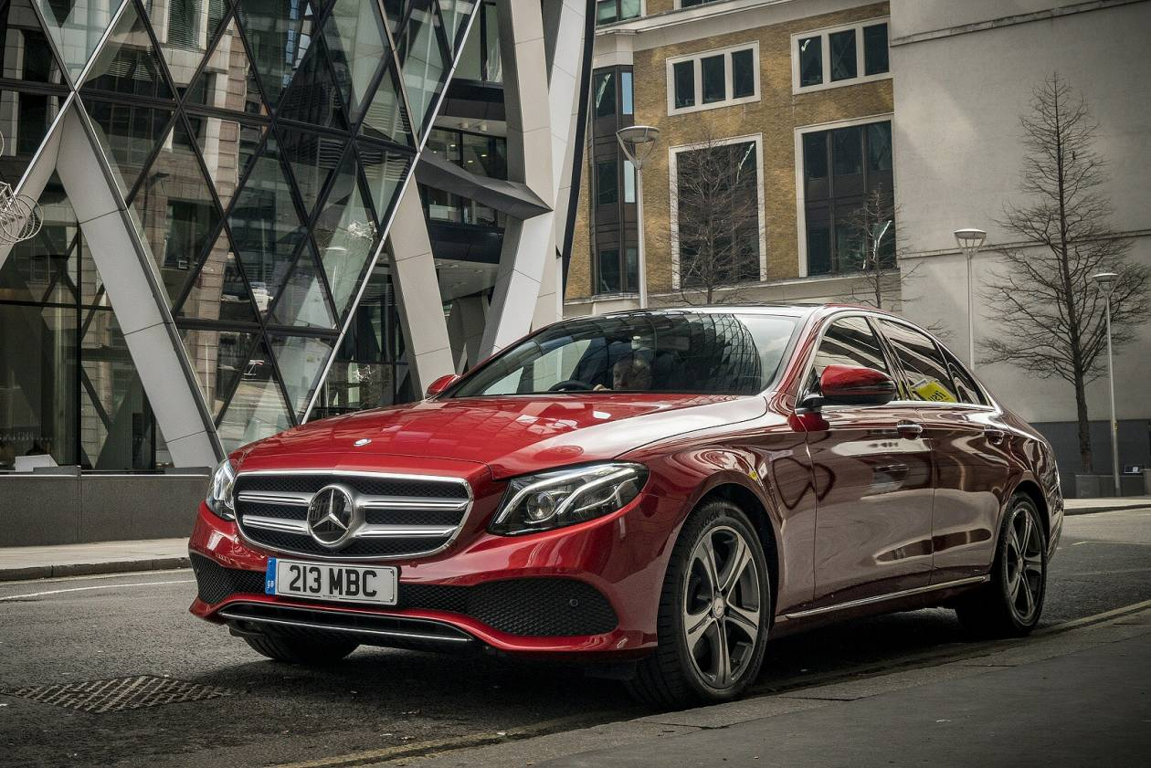Image 5: Mercedes-Benz E Class Coupe E350 AMG Line Premium 2dr 9G-Tronic