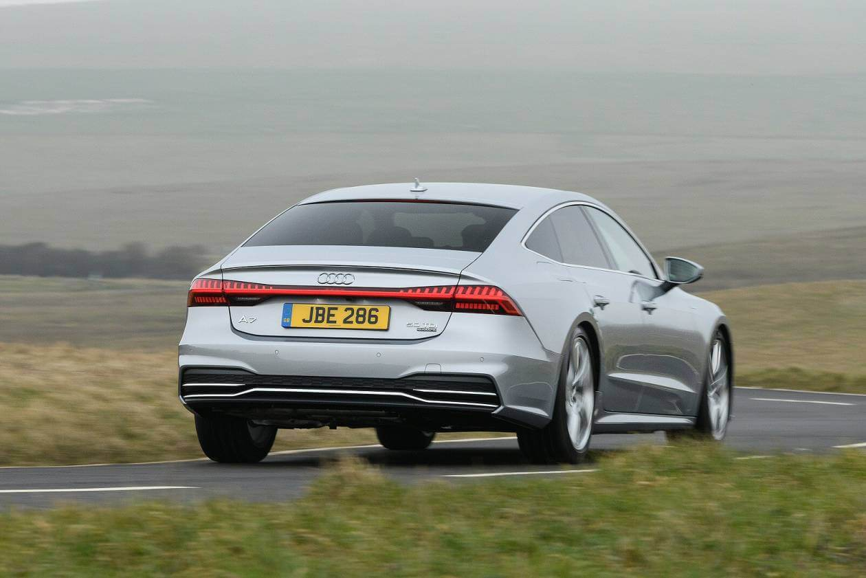 Image 6: Audi A7 Diesel Sportback 40 TDI S Line 5dr S Tronic