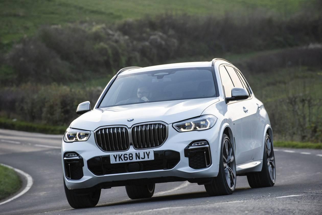 Image 2: BMW X5 Estate Xdrive45e M Sport 5dr Auto
