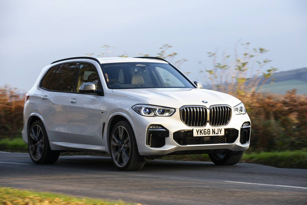 Image 3: BMW X5 Estate Xdrive45e M Sport 5dr Auto