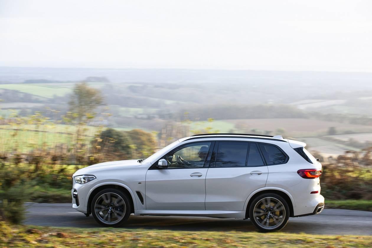 Image 4: BMW X5 Estate Xdrive45e M Sport 5dr Auto