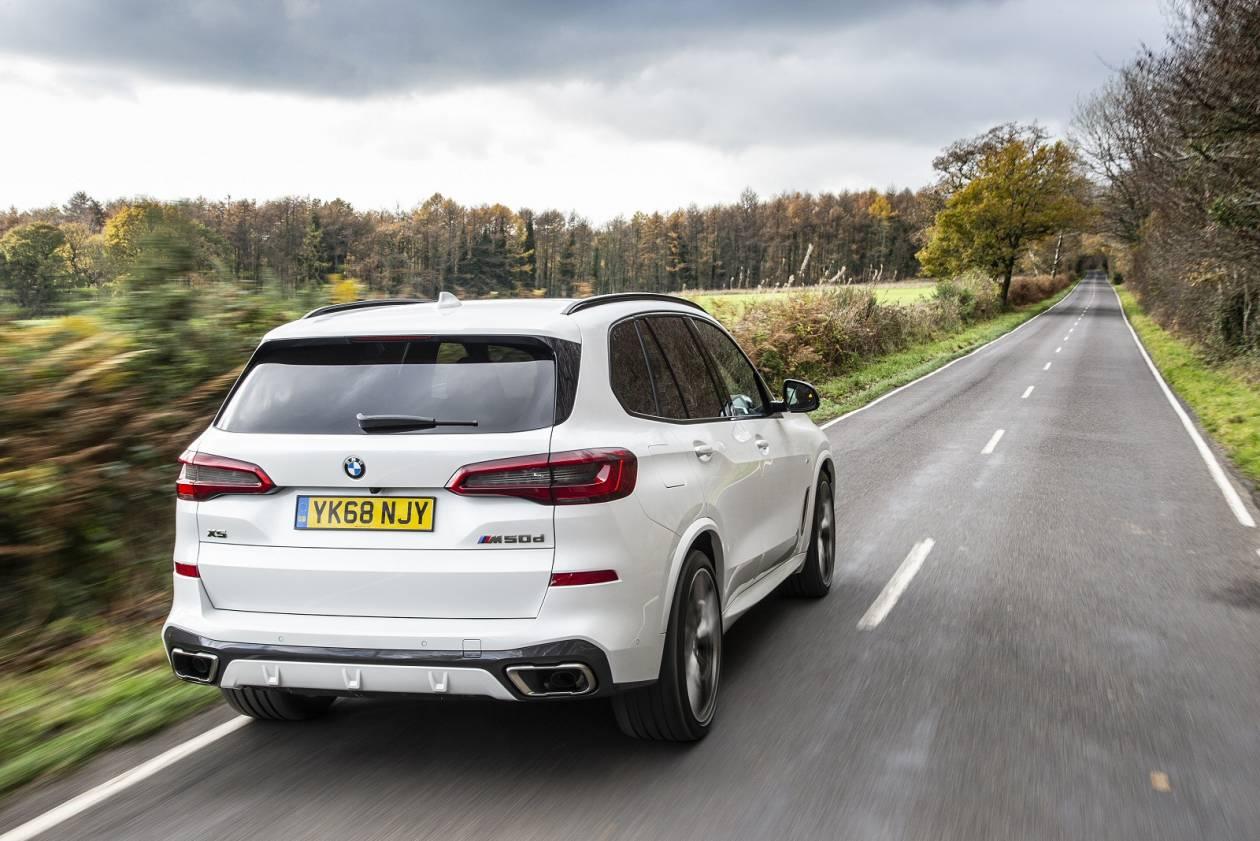 Image 5: BMW X5 Estate Xdrive45e M Sport 5dr Auto