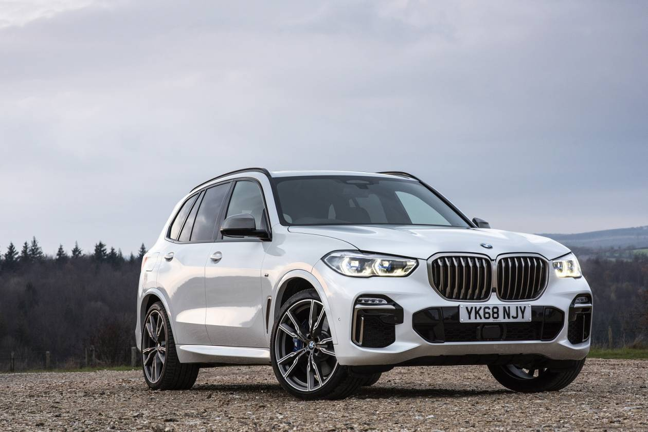 Image 6: BMW X5 Estate Xdrive45e M Sport 5dr Auto