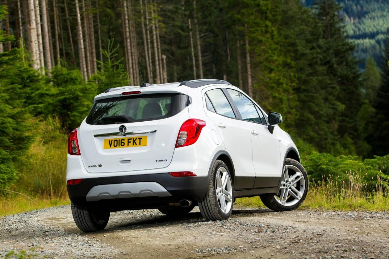Image 2: Vauxhall Mokka X Hatchback 1.4T Ecotec Design NAV 5dr