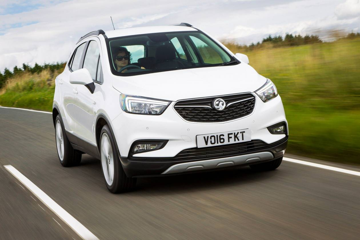 Image 3: Vauxhall Mokka X Hatchback 1.4T Ecotec Design NAV 5dr