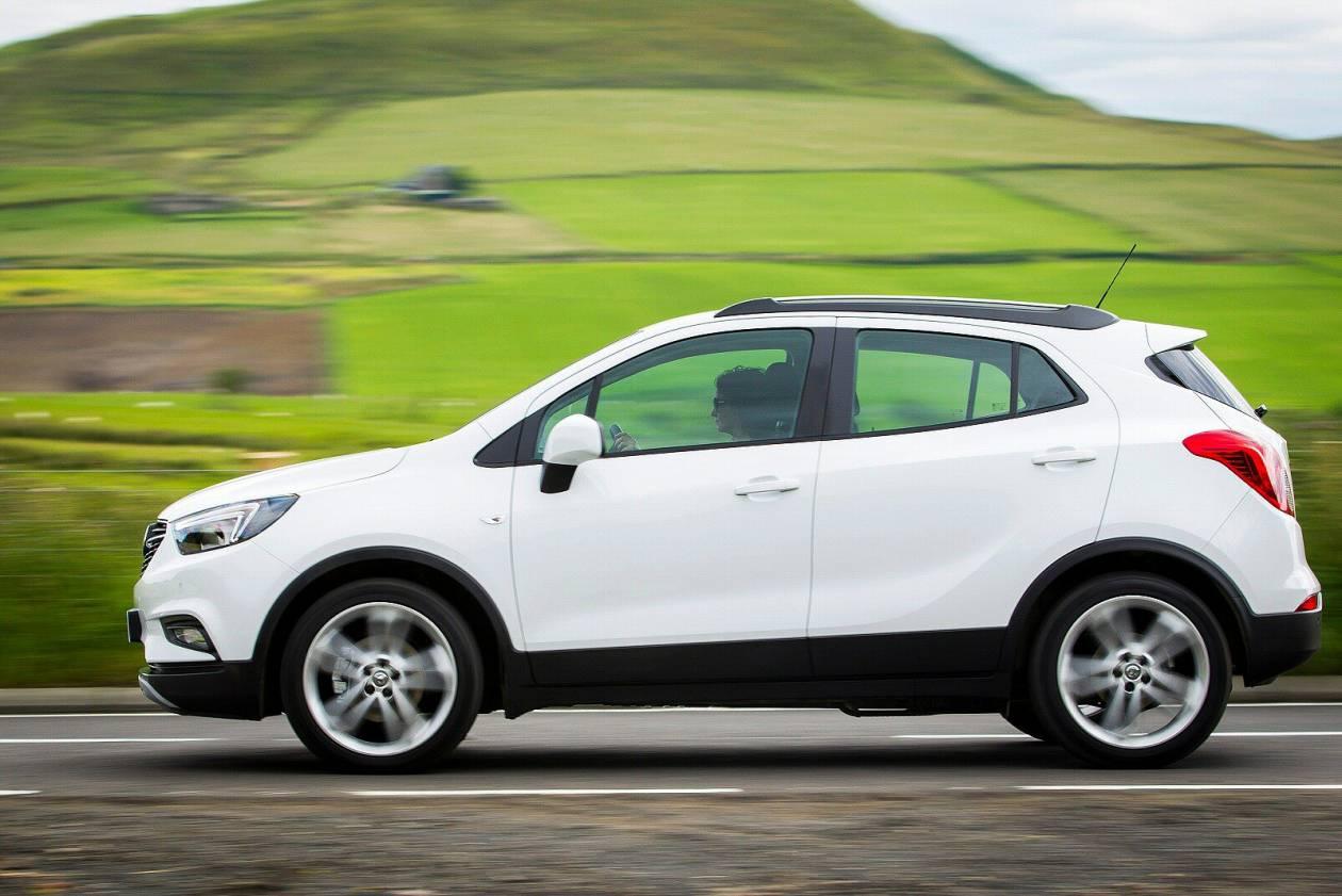 Image 4: Vauxhall Mokka X Hatchback 1.4T Ecotec Design NAV 5dr