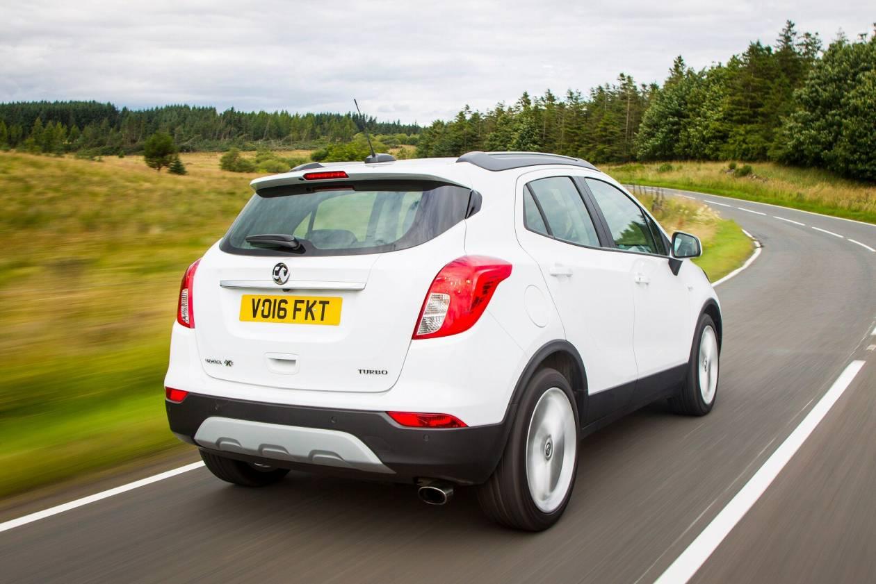 Image 5: Vauxhall Mokka X Hatchback 1.4T Ecotec Design NAV 5dr