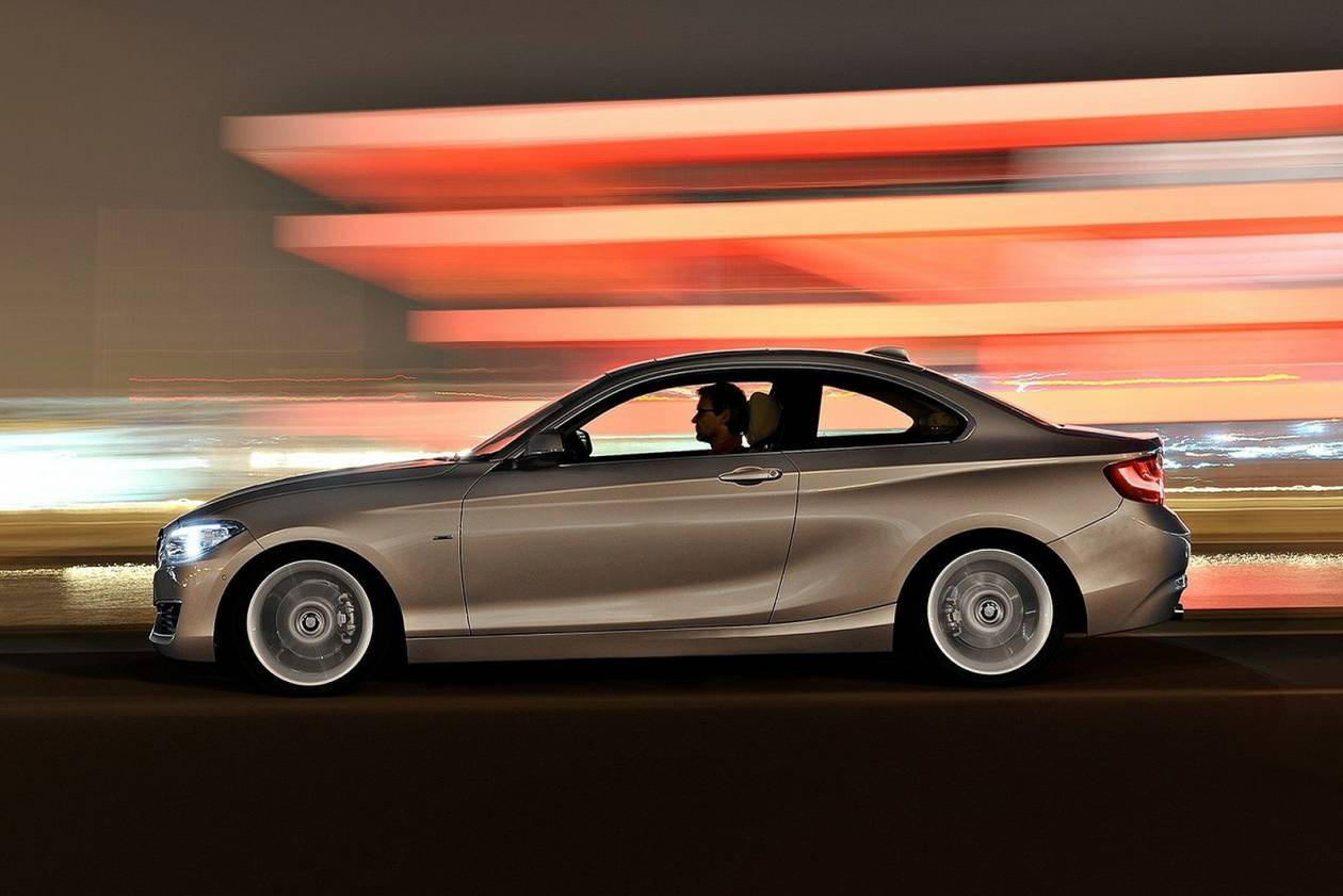 Image 5: BMW 2 Series Diesel Coupe 218D M Sport 2dr [NAV]