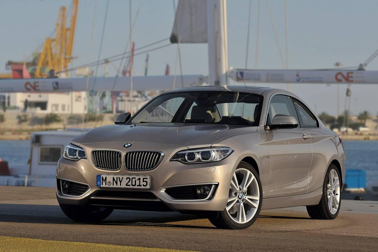 BMW 218d M Sport 2dr [Nav]