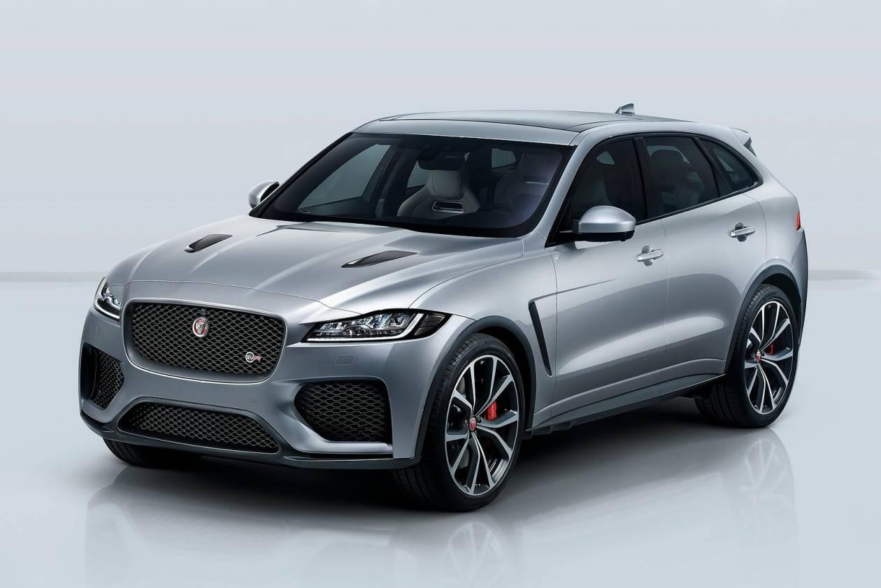 Image 2: Jaguar F-Pace Diesel Estate 2.0D [163] R-Sport 5dr