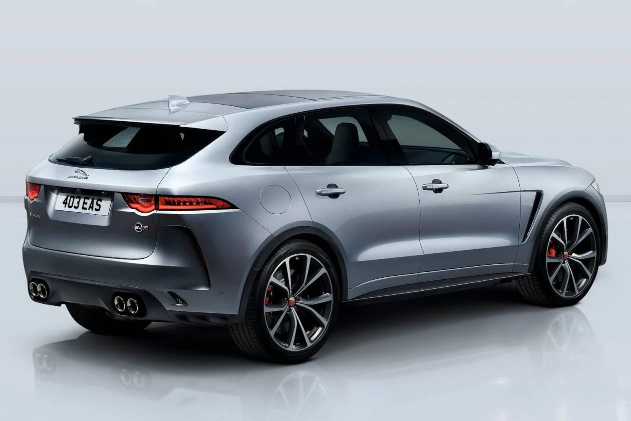 Image 3: Jaguar F-Pace Diesel Estate 2.0D [163] R-Sport 5dr