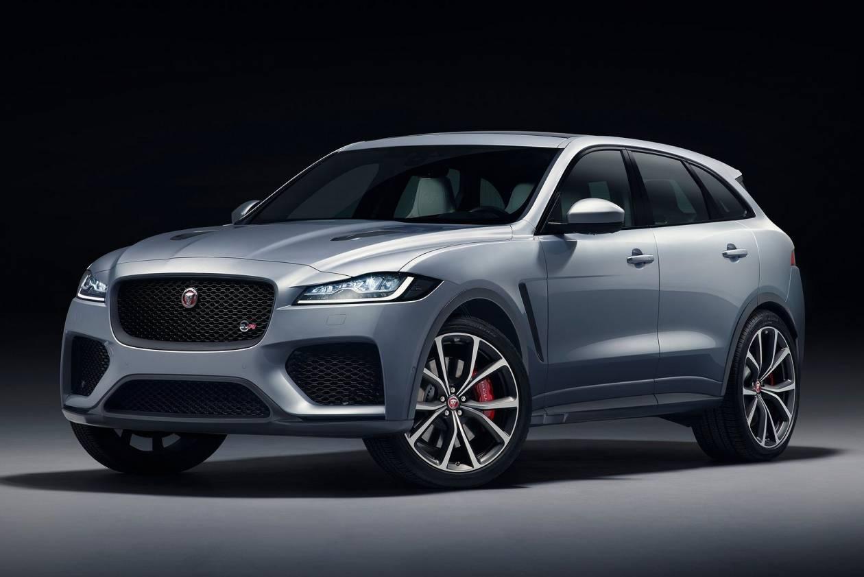 Image 4: Jaguar F-Pace Diesel Estate 2.0D [163] R-Sport 5dr