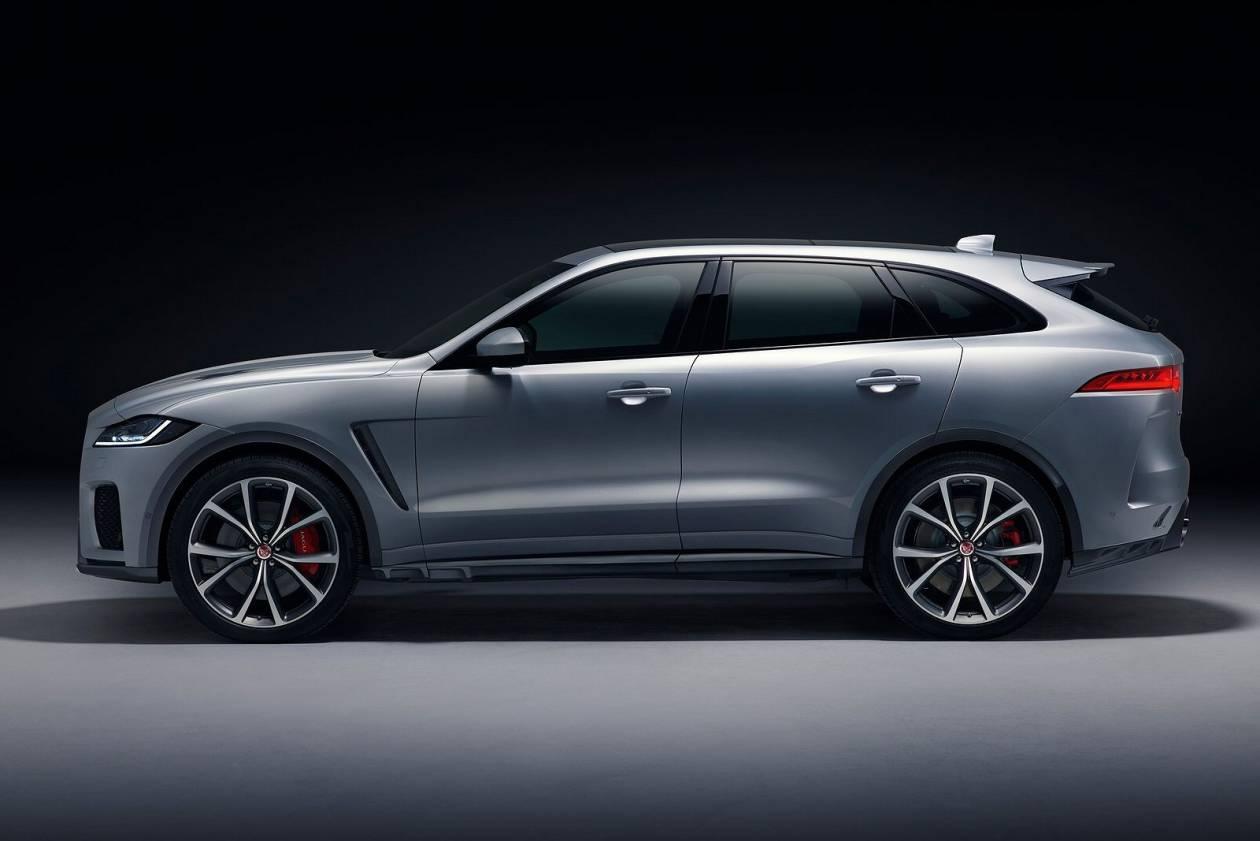 Image 5: Jaguar F-Pace Diesel Estate 2.0D [163] R-Sport 5dr