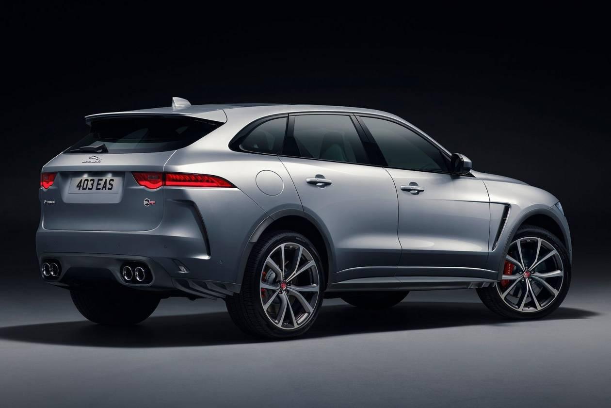 Image 6: Jaguar F-Pace Diesel Estate 2.0D [163] R-Sport 5dr