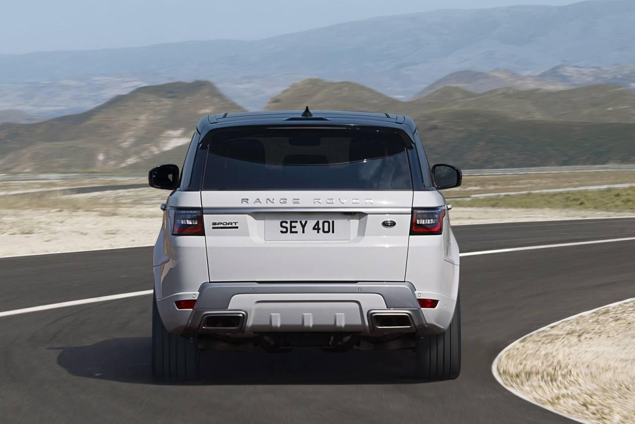 Image 2: Land Rover Range Rover Sport Estate 2.0 P400e HSE Dynamic 5dr Auto