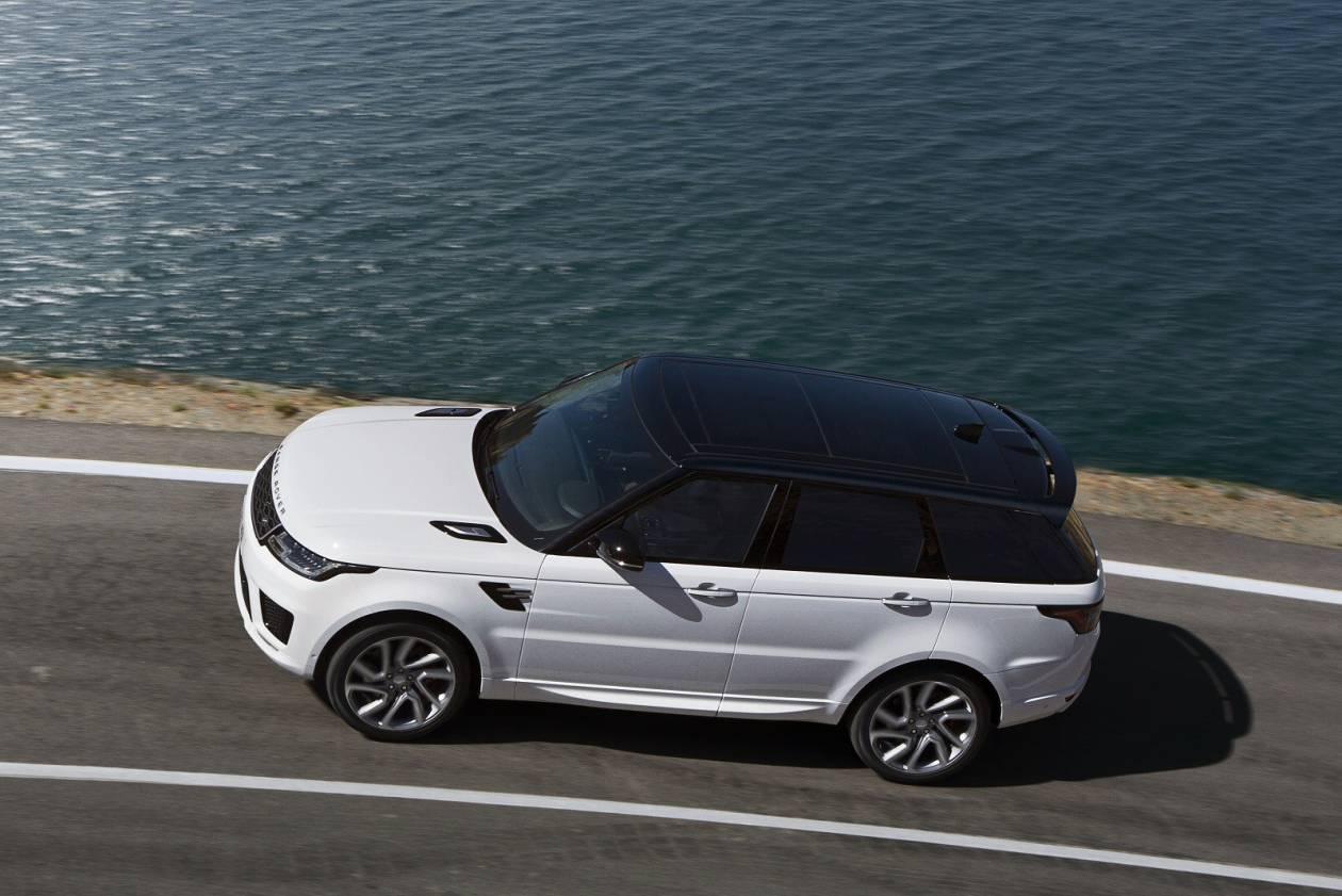 Image 4: Land Rover Range Rover Sport Estate 2.0 P400e HSE Dynamic 5dr Auto