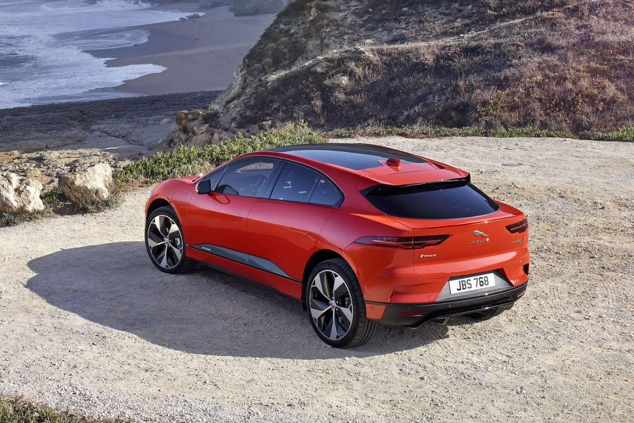 Image 3: Jaguar I-Pace Estate 294KW EV400 SE 90KWH 5dr Auto