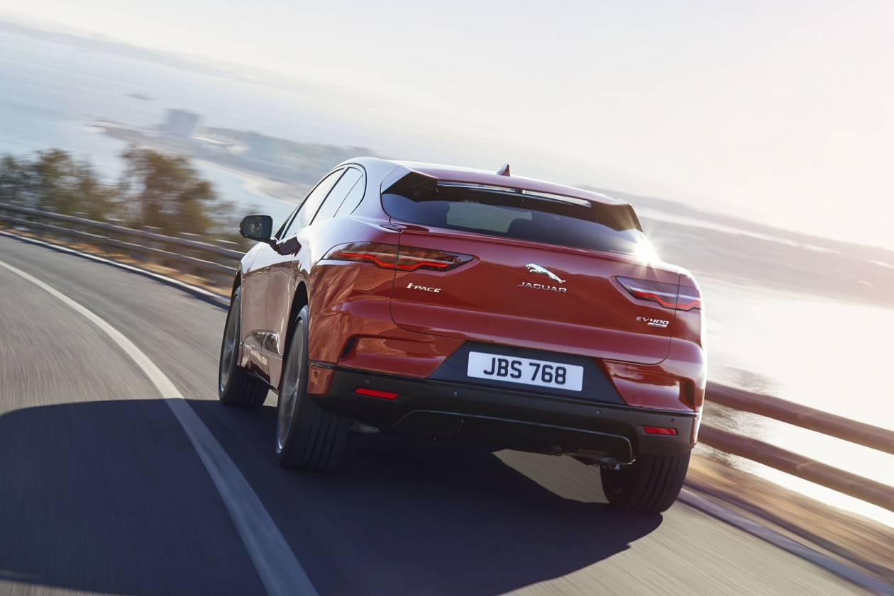 Image 6: Jaguar I-Pace Estate 294KW EV400 SE 90KWH 5dr Auto