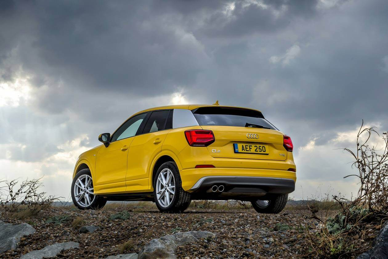Image 2: Audi Q2 Diesel Estate 30 TDI Sport 5dr