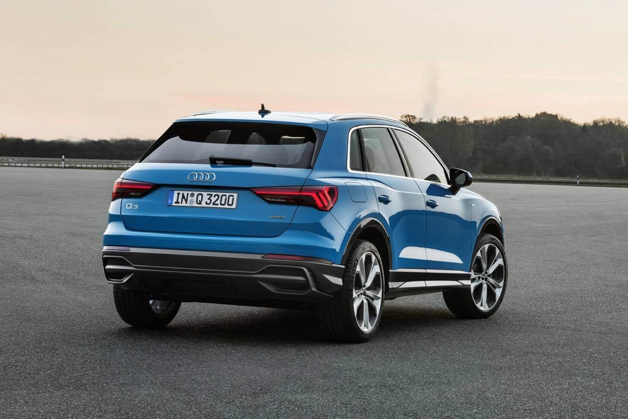 Image 4: Audi Q3 Diesel Estate 35 TDI Quattro Sport 5dr