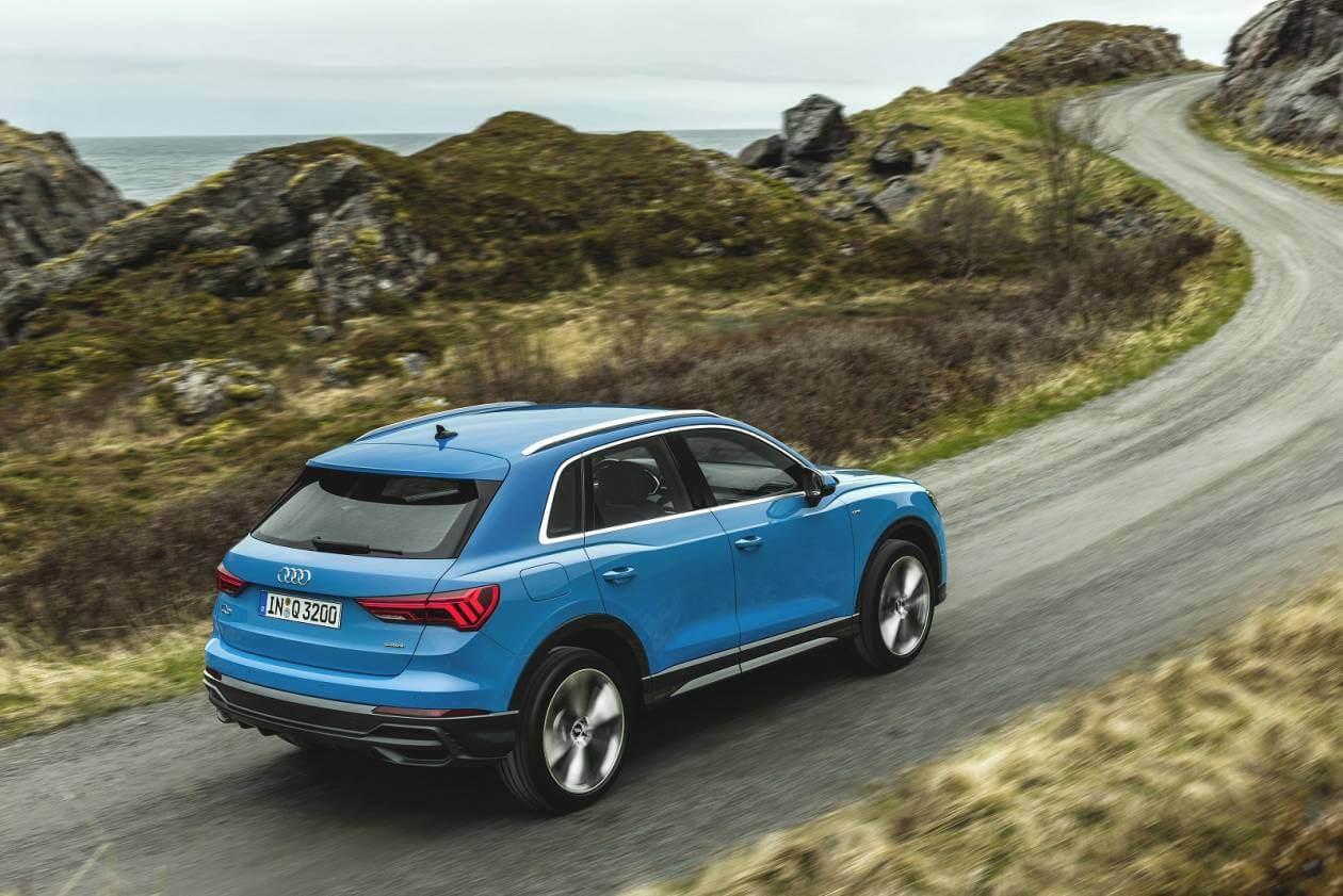 Image 6: Audi Q3 Diesel Estate 35 TDI Quattro Sport 5dr