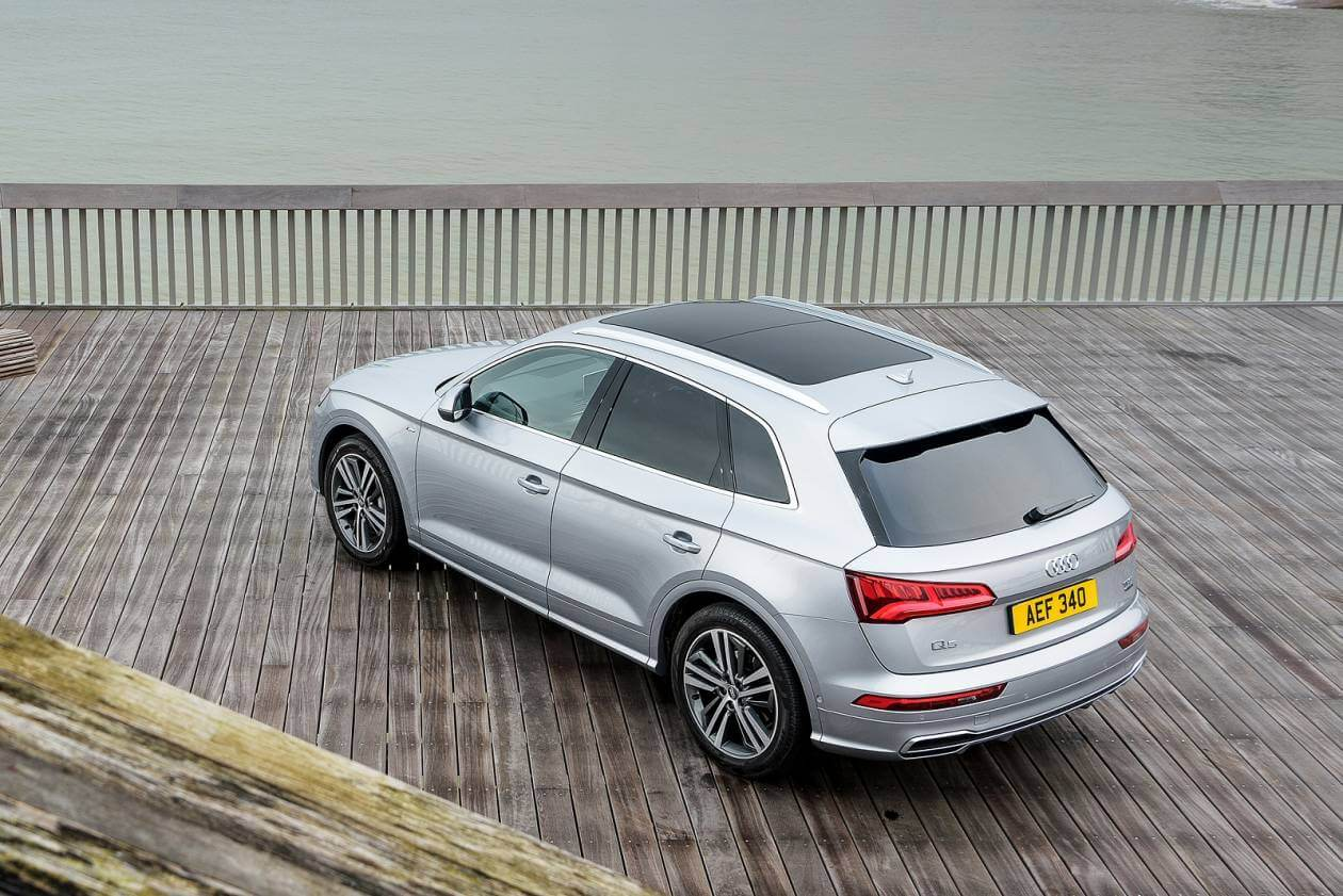 Image 2: Audi Q5 Estate 45 Tfsi Quattro Sport 5dr S Tronic