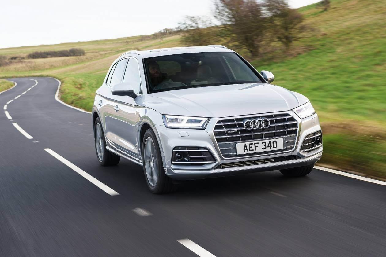 Image 3: Audi Q5 Estate 45 Tfsi Quattro S Line 5dr S Tronic [tech Pack]