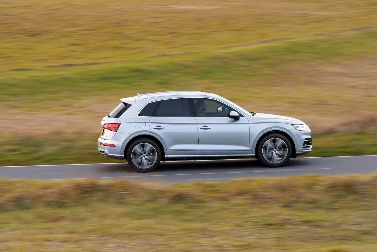 Image 4: Audi Q5 Estate 45 Tfsi Quattro S Line 5dr S Tronic [tech Pack]