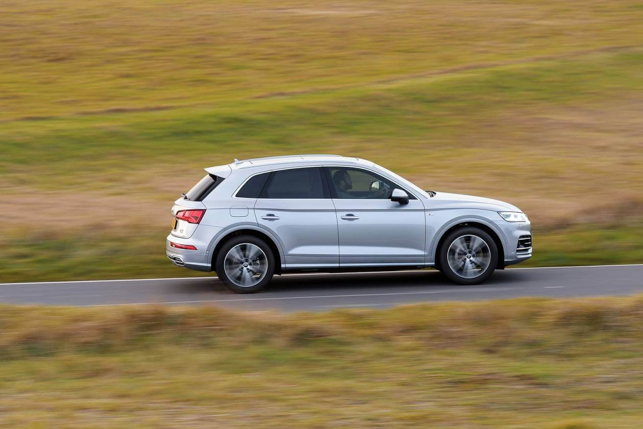 Image 4: Audi Q5 Estate 45 Tfsi Quattro Sport 5dr S Tronic