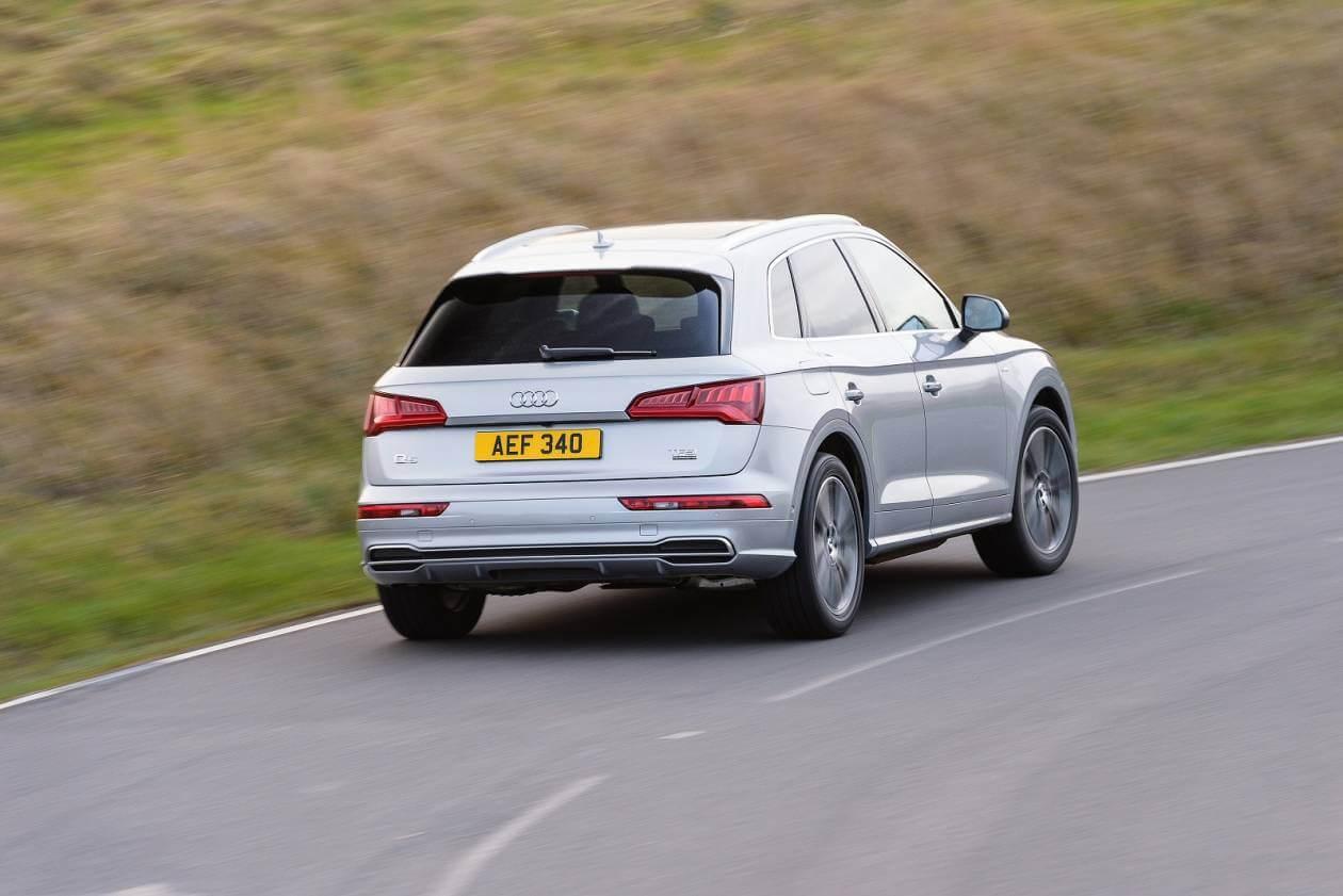 Image 6: Audi Q5 Estate 45 Tfsi Quattro S Line 5dr S Tronic [tech Pack]