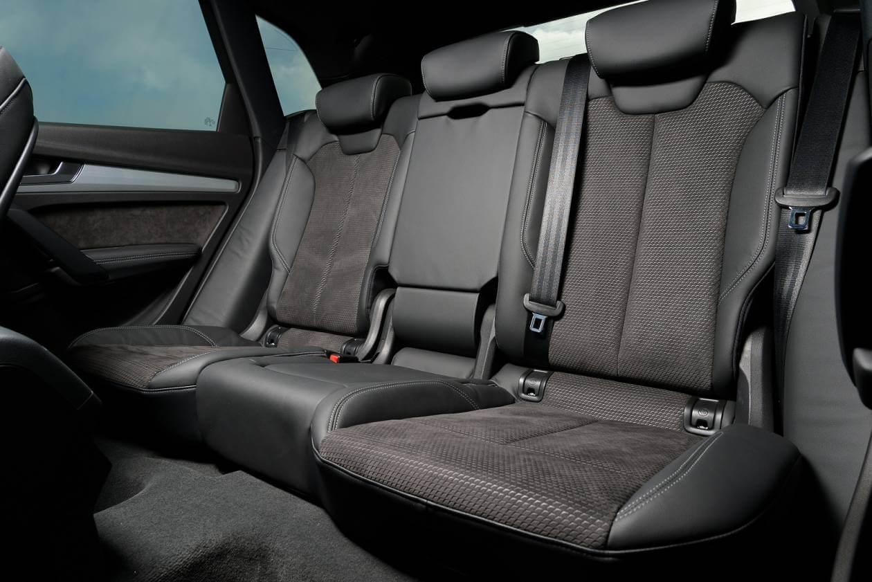 Image 5: Audi Q5 Diesel Estate 40 TDI Quattro S Line 5dr S Tronic [tech Pack]
