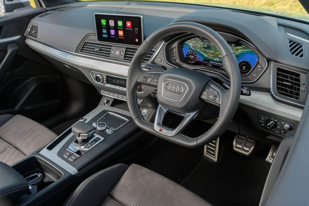 Image 4: Audi Q5 Diesel Estate 40 TDI Quattro S Line 5dr S Tronic [tech Pack]