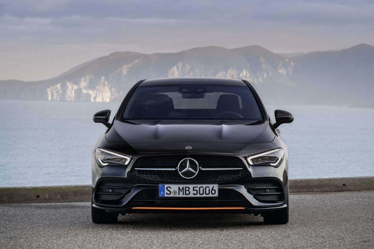 Image 3: Mercedes-Benz CLA Class Coupe CLA 220 AMG Line Premium 4matic 4dr TIP Auto