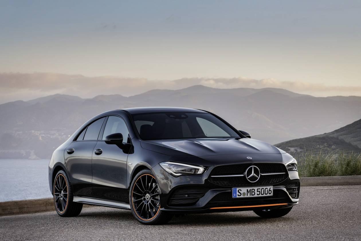 Image 5: Mercedes-Benz CLA Class Coupe CLA 220 AMG Line Premium 4matic 4dr TIP Auto