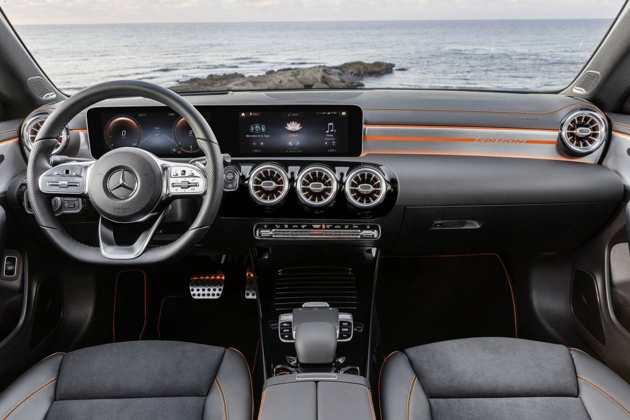 Image 6: Mercedes-Benz CLA Class Coupe CLA 220 AMG Line Premium 4matic 4dr TIP Auto