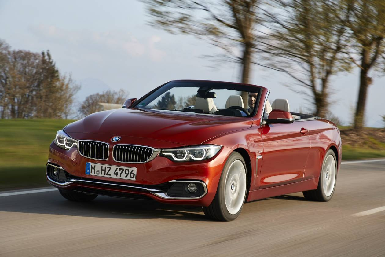 Image 3: BMW 4 Series Convertible 420I M Sport 2dr Auto [professional Media]