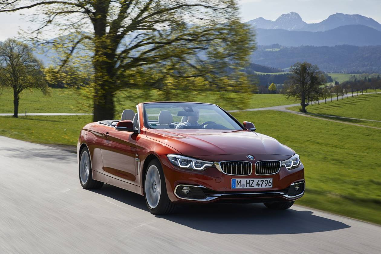 Image 4: BMW 4 Series Convertible 420I M Sport 2dr Auto [professional Media]