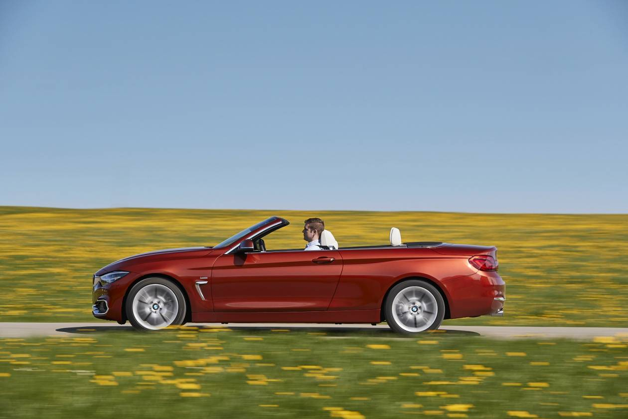 Image 5: BMW 4 Series Convertible 420I M Sport 2dr Auto [professional Media]