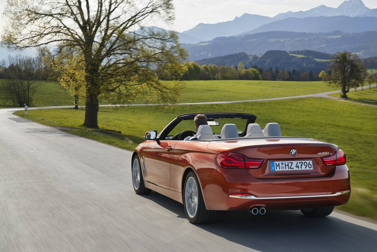 Image 6: BMW 4 Series Convertible 420I M Sport 2dr Auto [professional Media]