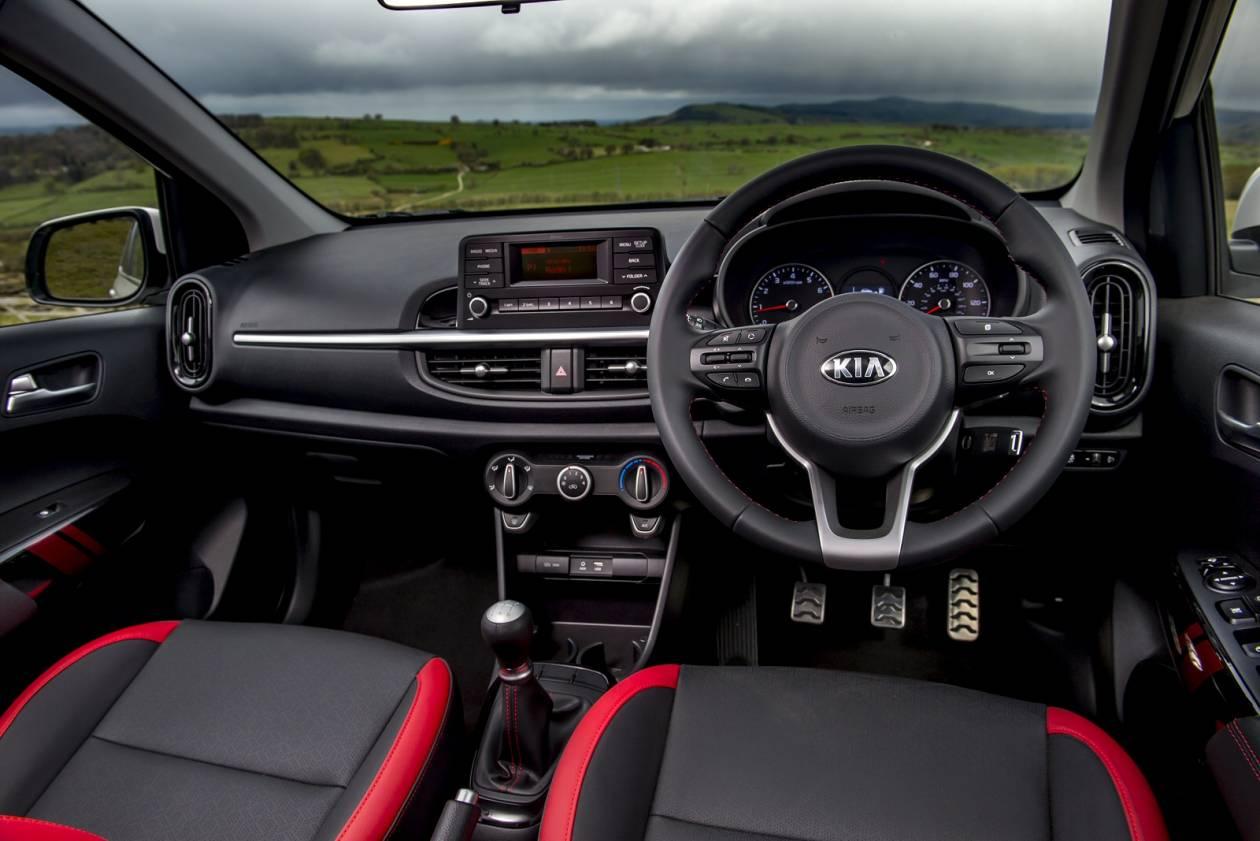 Image 4: KIA Picanto Hatchback 1.0 1 5dr [4 Seats]
