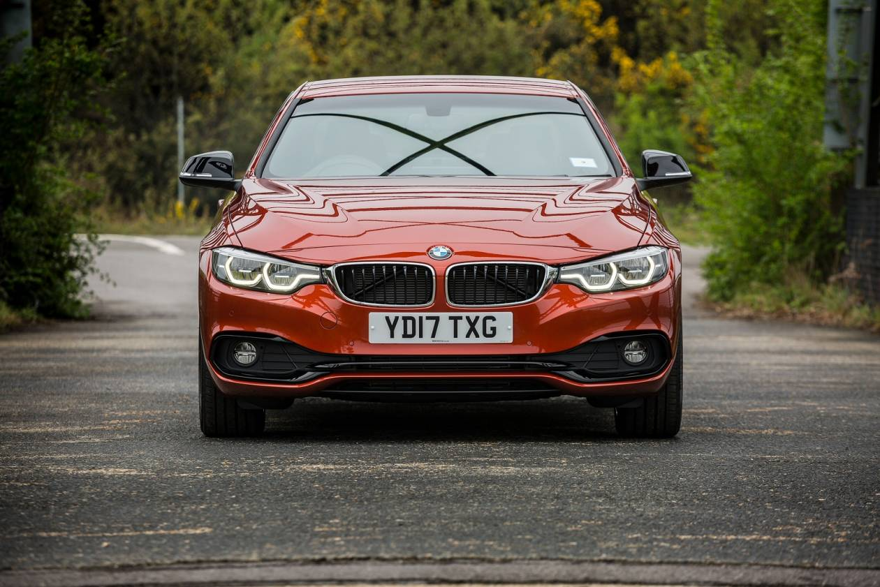 Image 4: BMW 4 Series Coupe 420I M Sport 2dr Auto [professional Media]