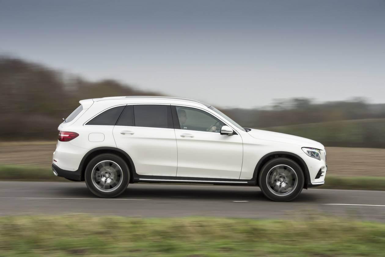 Image 4: Mercedes-Benz GLC Diesel Estate GLC 220D 4matic AMG Line 5dr 9G-Tronic