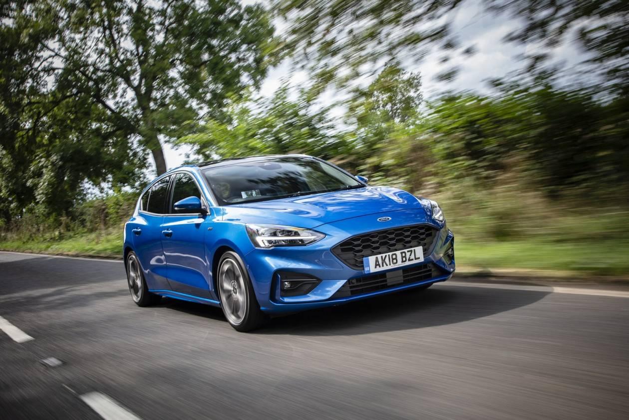 Image 3: Ford Focus Hatchback 1.0 Ecoboost 125 ST-Line 5dr
