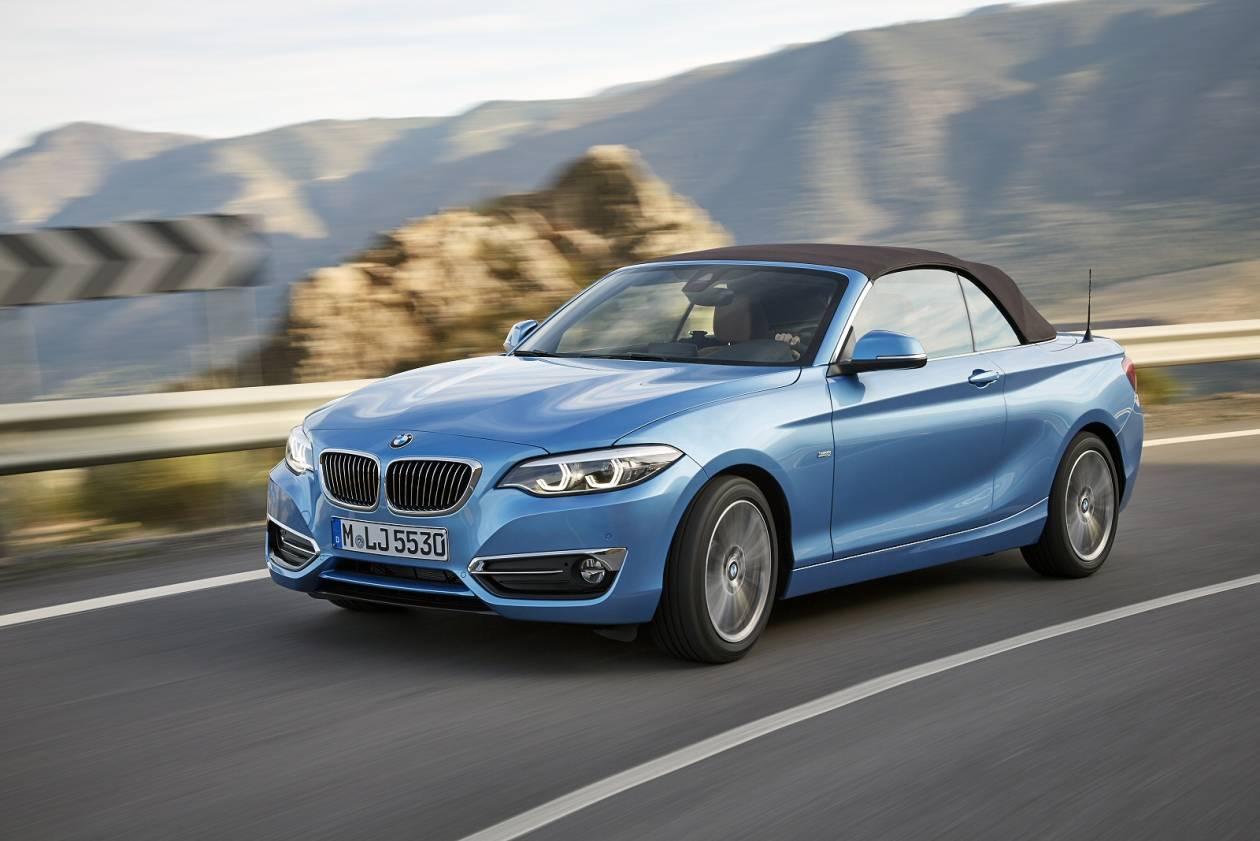 Image 3: BMW 2 Series Convertible 218I M Sport 2dr [NAV]