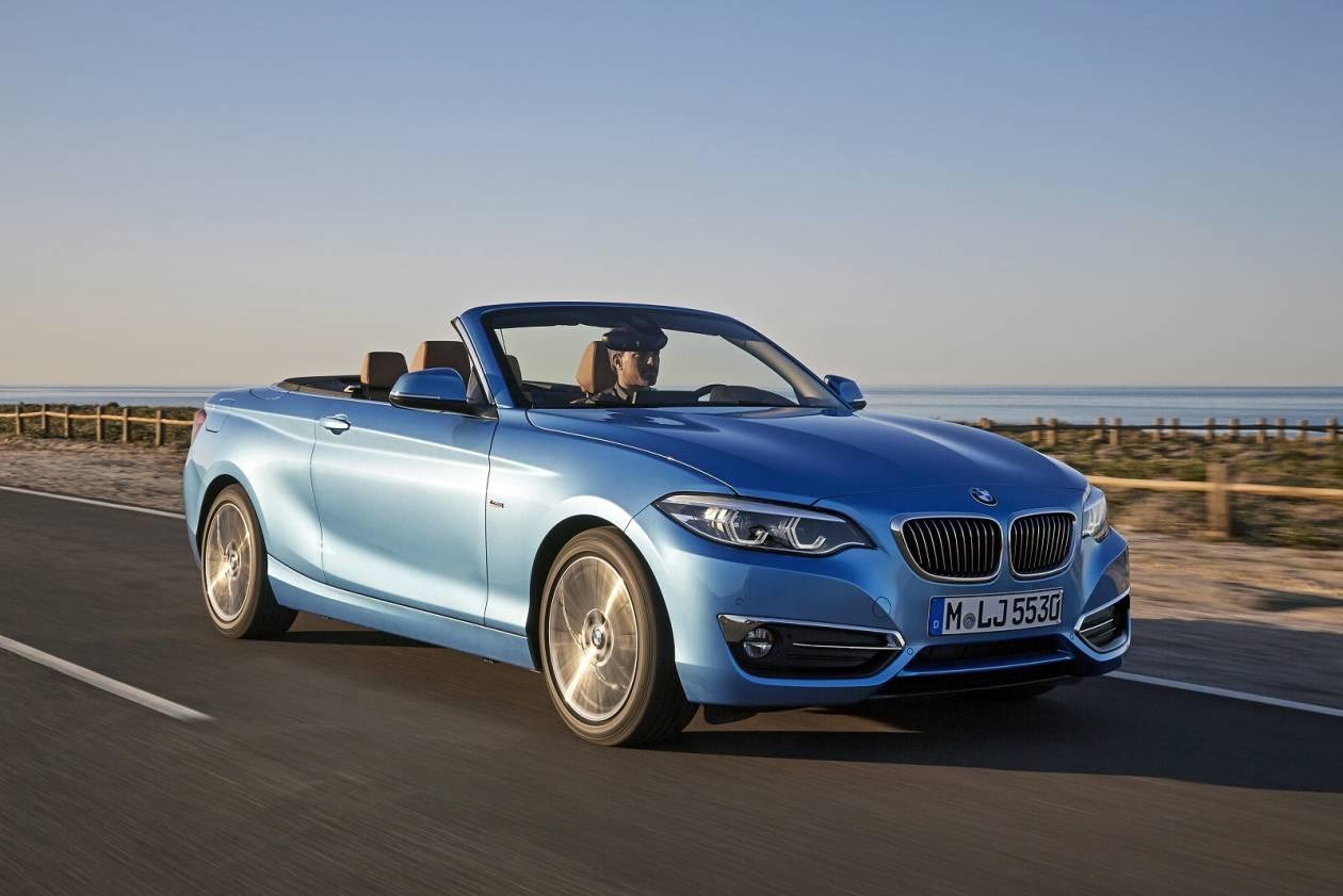 Image 4: BMW 2 Series Convertible 218I M Sport 2dr [NAV]