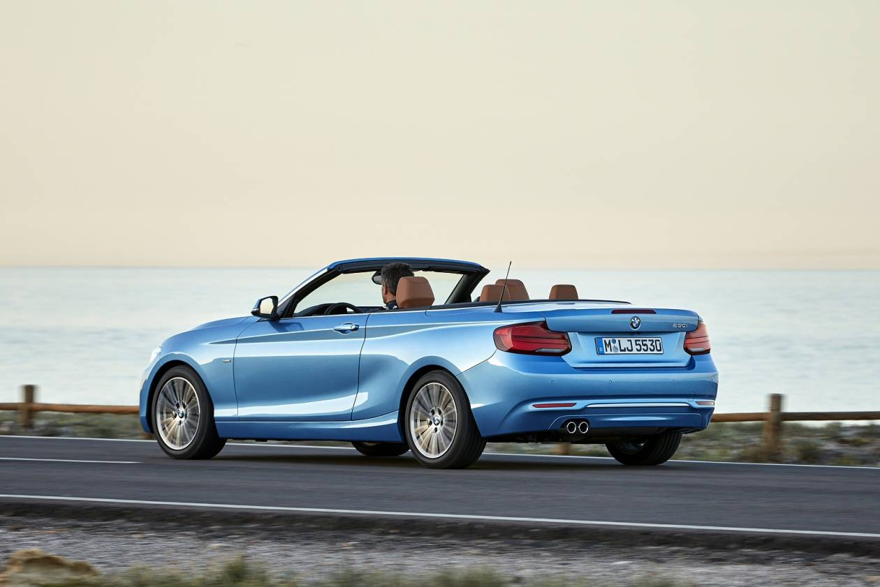 Image 5: BMW 2 Series Convertible 218I M Sport 2dr [NAV] Step Auto