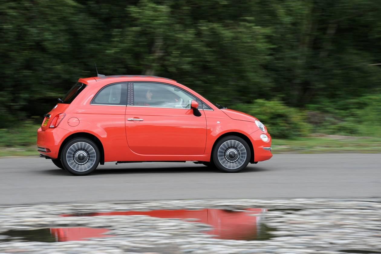 Image 3: Fiat 500 Hatchback 1.2 Lounge 3dr