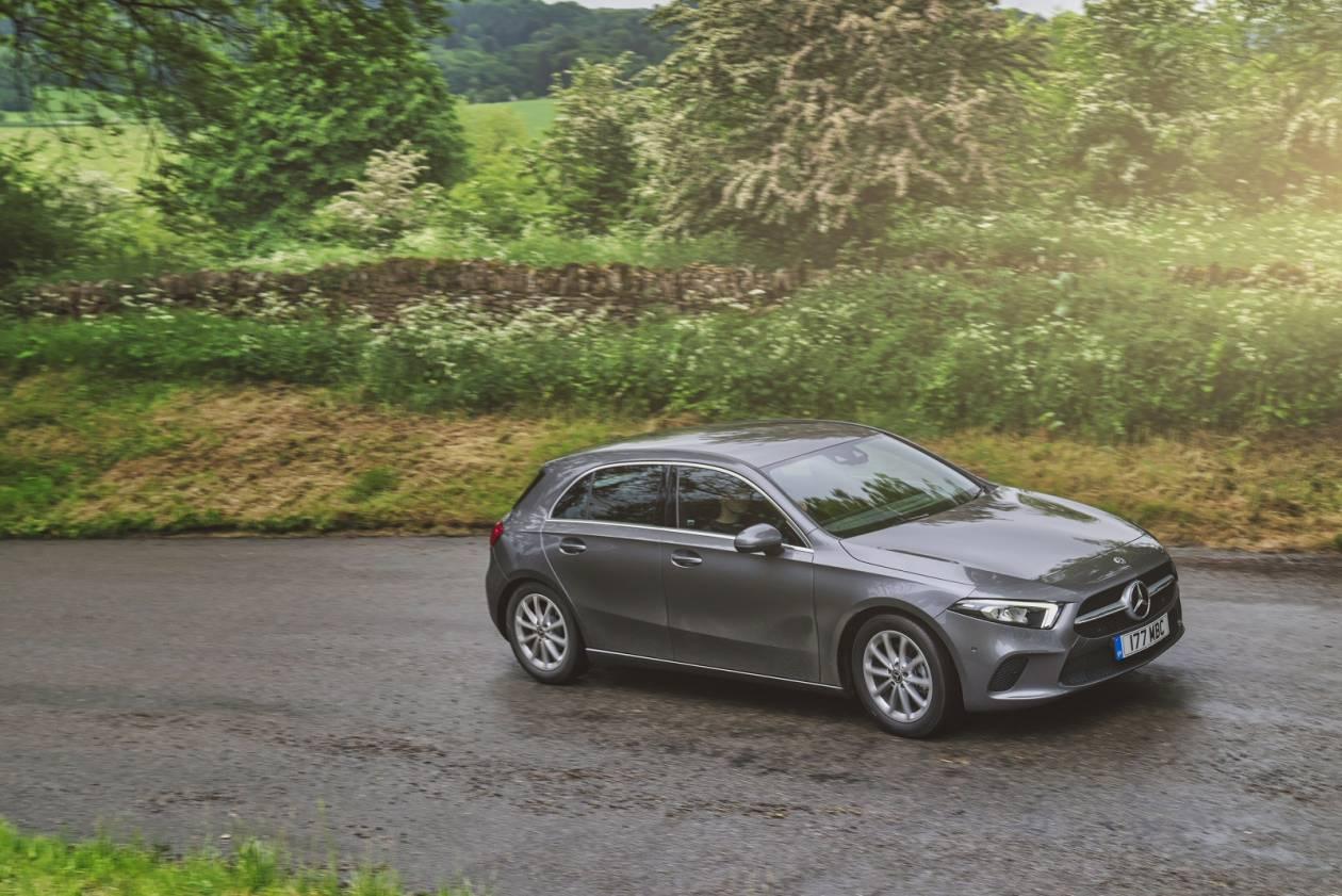 Image 3: Mercedes-Benz A Class Hatchback A200 AMG Line 5dr