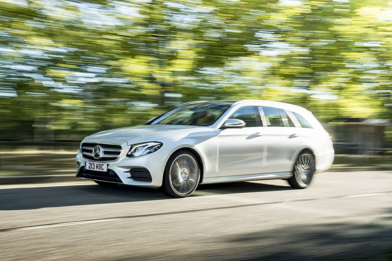 Image 5: Mercedes-Benz E Class Diesel Estate E220d AMG Line Night Edition 5dr 9G-Tronic